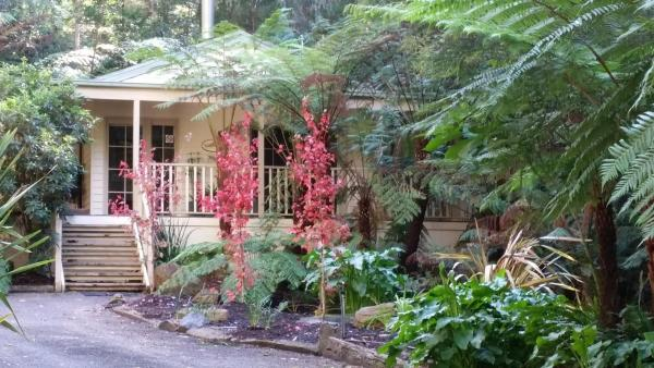 Hotelfoto's: Myers Creek Cascades Luxury Cottages, Healesville