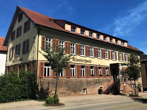 Hotelbilleder: Klosterpost, Maulbronn