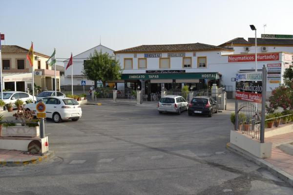 Hotel Pictures: Hostal Andalucia, Arcos de la Frontera