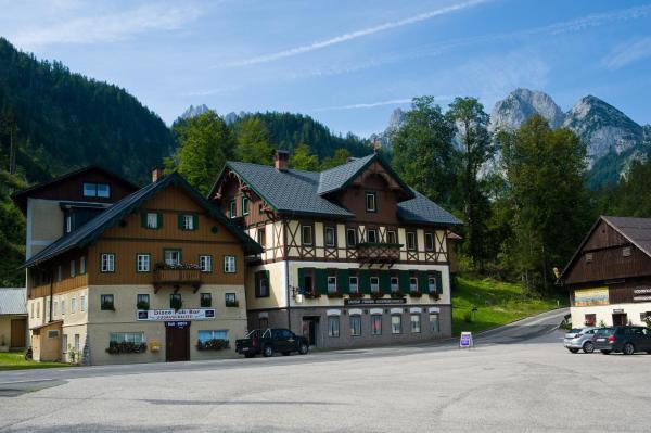 Hotelbilder: Jugendgästehaus Gosauschmied, Gosau