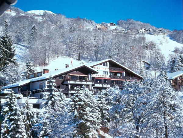 ホテル写真: Hotel Alpenhof Messmer, シュルンス