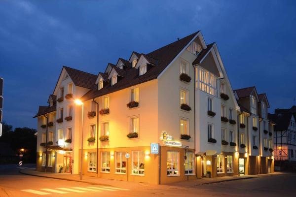 Hotelbilleder: Flair Hotel Stadt Höxter, Höxter