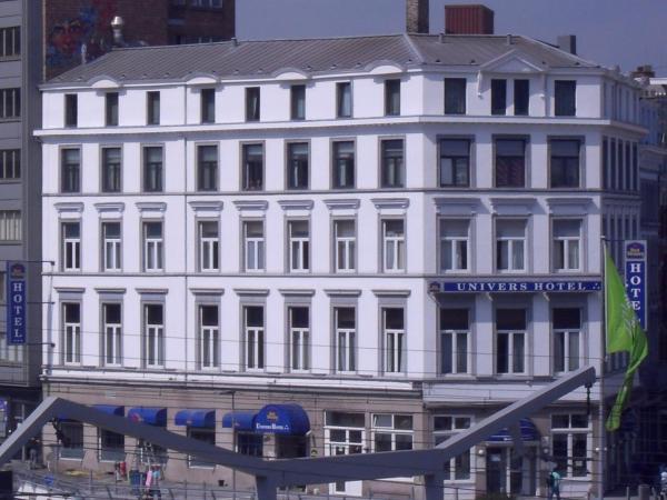 Hotellikuvia: Univers Hotel & Brasserie, Liège