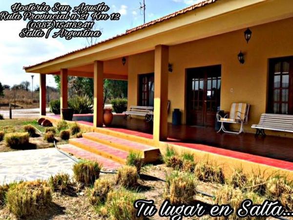 ホテル写真: Hostería San Agustín, Las Palmas