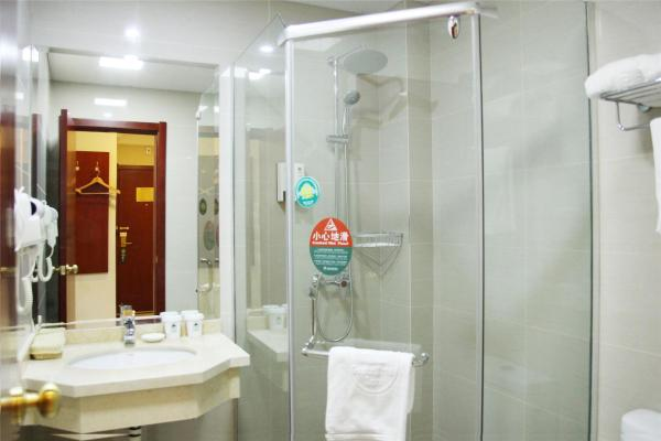Hotel Pictures: GreenTree Inn Nei Monggol Autonomous Region Alxa Left banner Wealth Center Business Hotel, Alxa Left