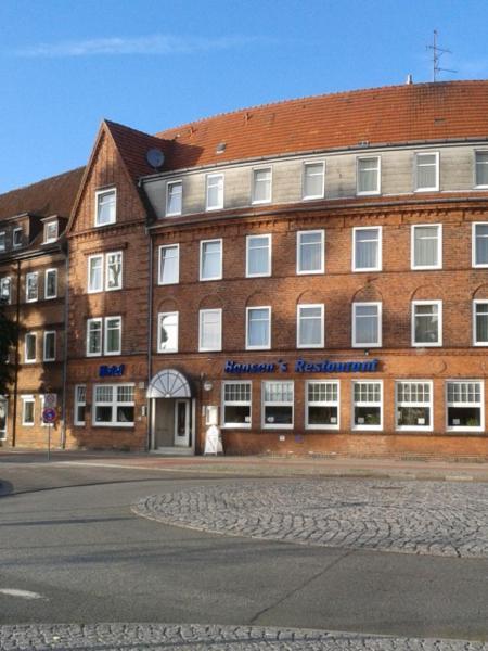 Hotelbilleder: Hotel Hansen, Rendsburg