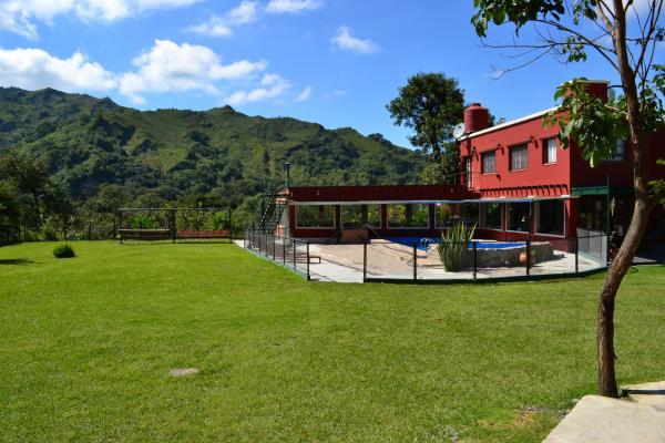 Fotos de l'hotel: Cabañas Del Sol, San Lorenzo
