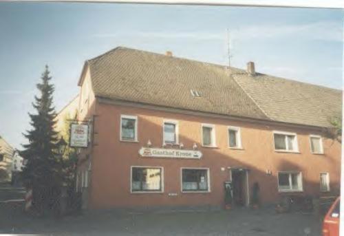 Hotel Pictures: Gasthof zur Krone, Burghaslach