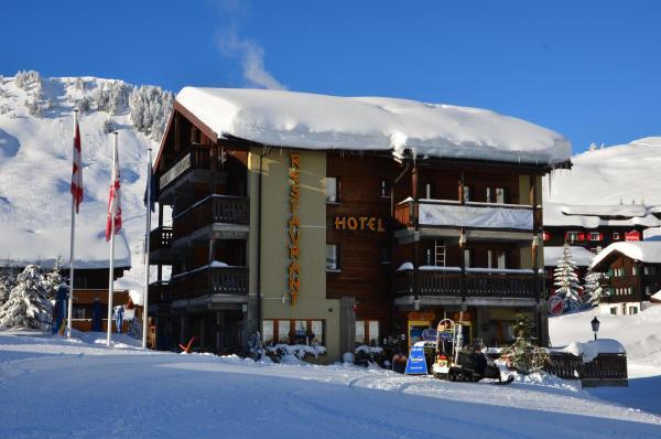 Hotel Pictures: Hotel Restaurant Silbersand, Riederalp