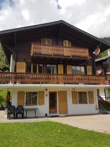 Hotel Pictures: Ferienwohnung Duinli, Fiesch