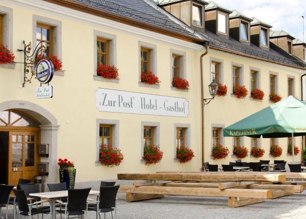 Hotelbilleder: Hotel Gasthof zur Post, Bärnau