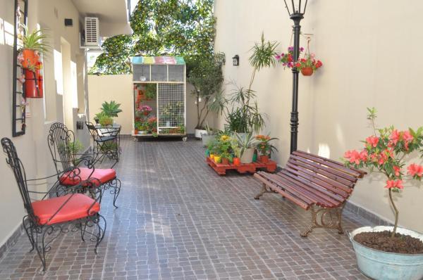 Hotellikuvia: La Tertulia, Campana