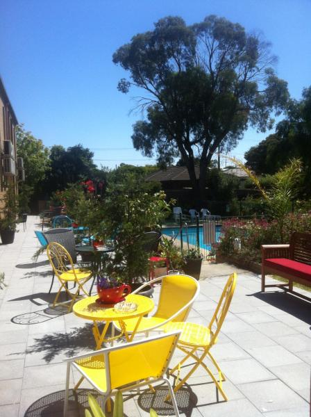 Fotos do Hotel: Parkwood Motel & Apartments, Geelong