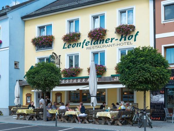 Hotelbilleder: Leonfeldner Hof, Bad Leonfelden