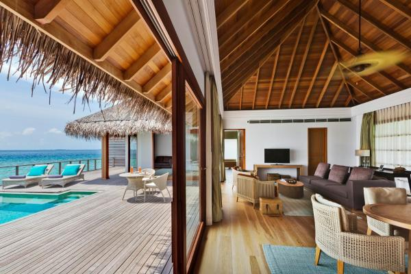 Two Bedroom Ocean Pavillion with Pool