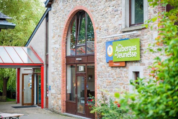 Foto Hotel: Auberge de Jeunesse de Champlon, Tenneville