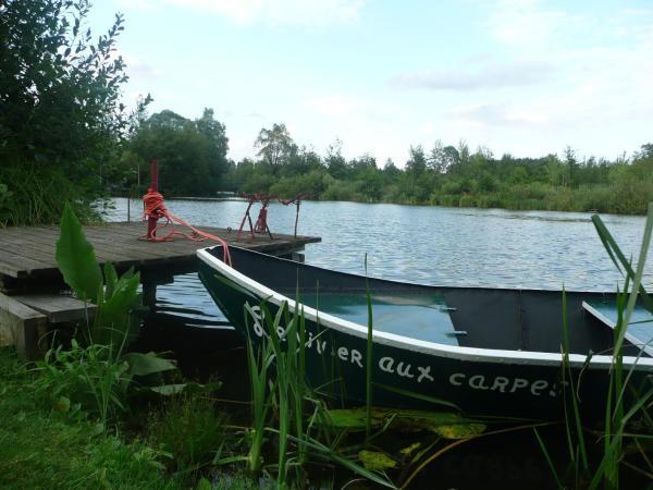 Hotel Pictures: Camping du Vivier aux Carpes, Séraucourt-le-Grand