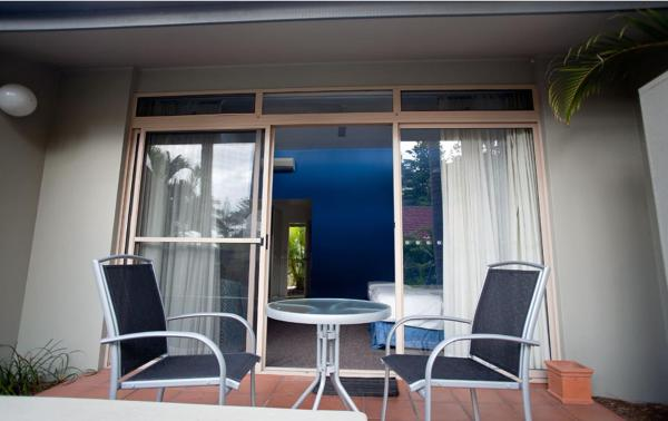 ホテル写真: Nautilus Beachfront Villas & Spa, コフスハーバー