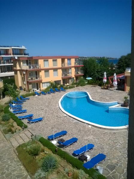 Hotellikuvia: Mappy Holidays Aparthotel, Sozopol