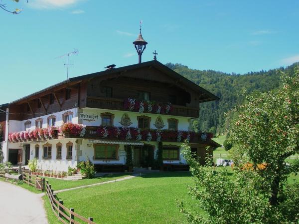 Hotellikuvia: Welzenhof, Walchsee