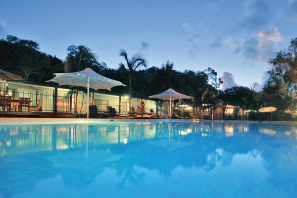Fotos do Hotel: Angourie Rainforest Resort, Yamba