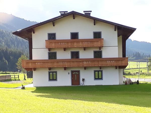 Photos de l'hôtel: Ferienhaus Eder, Leogang