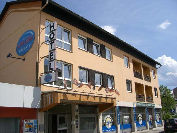 酒店图片: Alpen.Adria.Stadthotel, 克拉根福