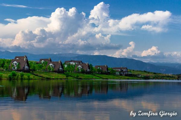 Zdjęcia hotelu: Sakit Gol - Silent Lake Hotel, Şamaxı