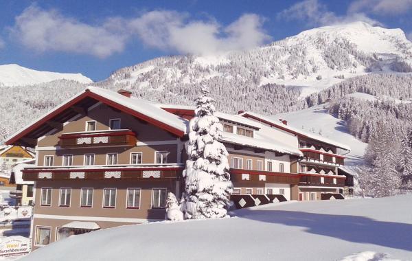 Fotos do Hotel: Hotel Kerschbaumer, Russbach am Pass Gschütt