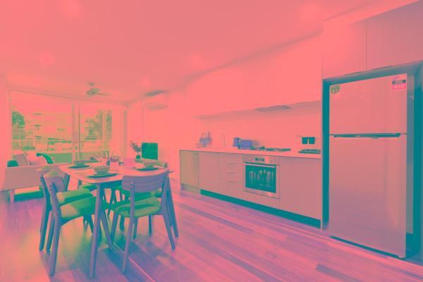 ホテル写真: 【Stylish+Relaxing Two Bedroom Apt】Stay and Explore, Burwood