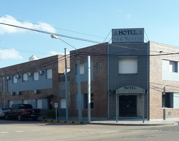 Fotos do Hotel: Hotel San Martin, Santa Rosa