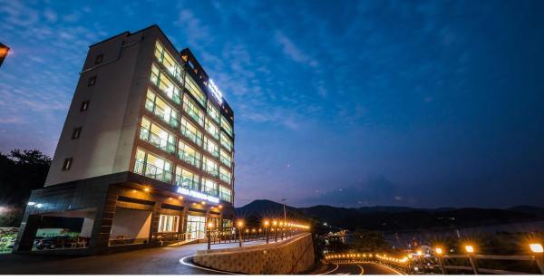 Zdjęcia hotelu: Aria Pension Resort, Yeosu