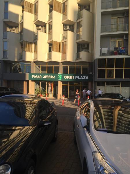 Φωτογραφίες: Apartment Orbi Plaza, Angisa