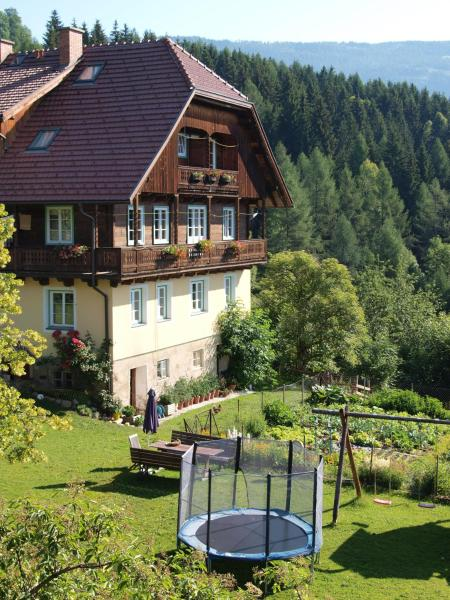 Hotelbilleder: Walcherhof, Arriach