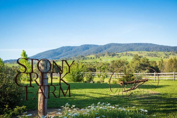 Zdjęcia hotelu: Stony Creek Farm, Bega