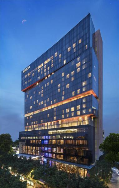 酒店图片: Hilton Guangzhou Tianhe, 广州