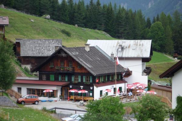 Hotel Pictures: Jausenstation Edelweiß, Umhausen