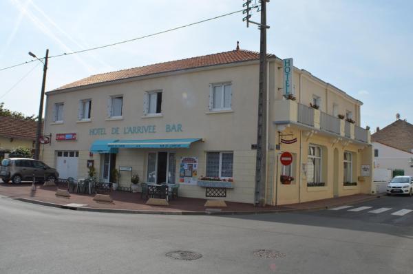 Hotel Pictures: Hôtel de L'Arrivée, Fouras