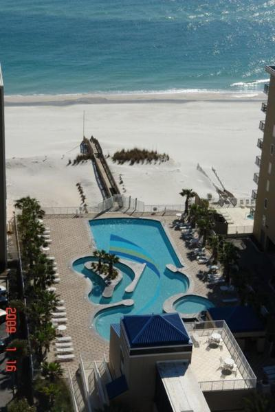 Hotel Pictures: Spectacular!!! 17th Floor-Great Views -Ps3-2 Bed-2 Bath-Unit 1702 (222464), Gulf Shores