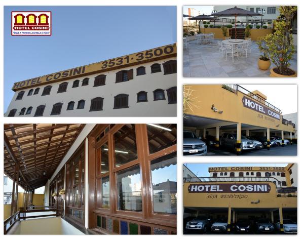 Hotel Pictures: Hotel Cosini, São Sebastião do Paraíso