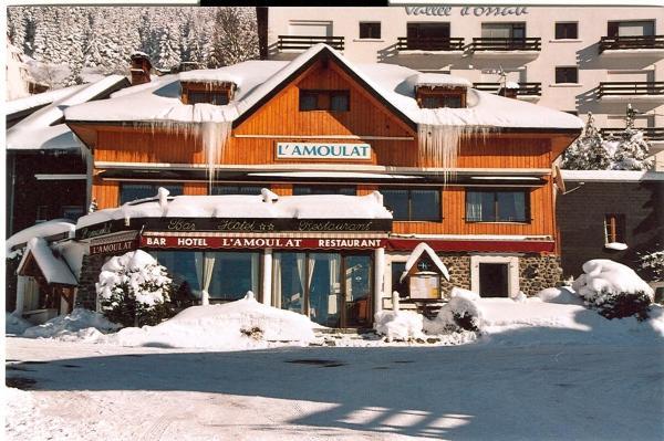 Hotel Pictures: Hôtel L'Amoulat, Gourette