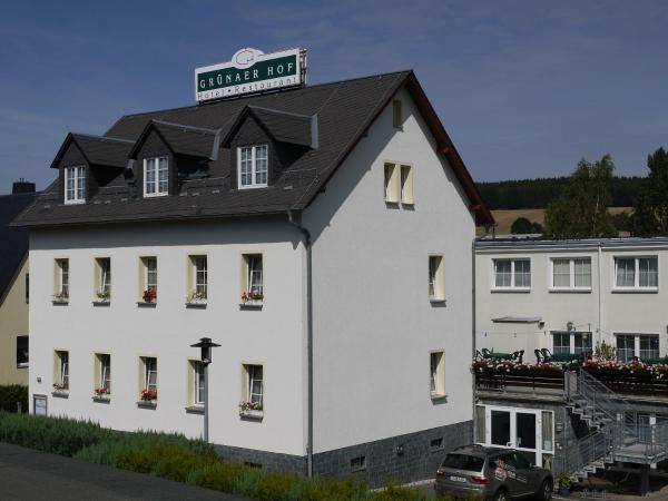 Hotel Pictures: Grünaer Hof, Chemnitz