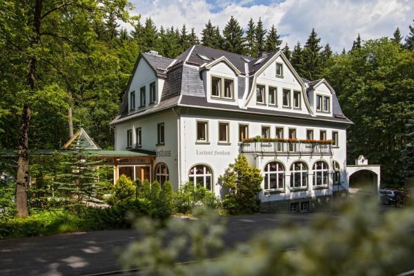 Hotel Pictures: Landhotel & Gasthof Forsthaus, Annaberg-Buchholz