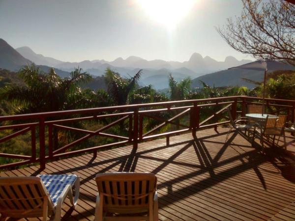 Hotel Pictures: Rainforest Lodge Itaipava, Itaipava