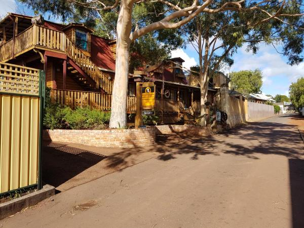 Foto Hotel: Admiral Stirling Inn, Margaret River