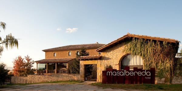 Hotel Pictures: Mas Albereda, Sant Juliá de Vilatorta