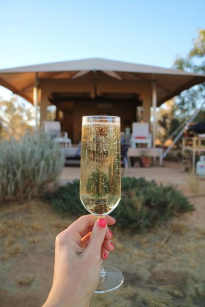 Fotos del hotel: Squeakywindmill Boutique Tent B&B, Alice Springs
