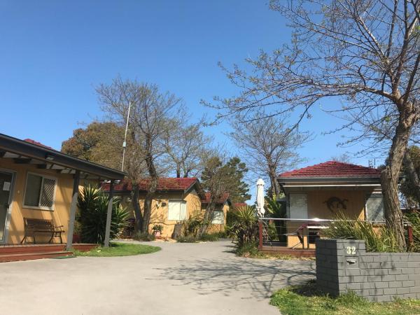 Fotos do Hotel: Kickback Cottages, Lakes Entrance
