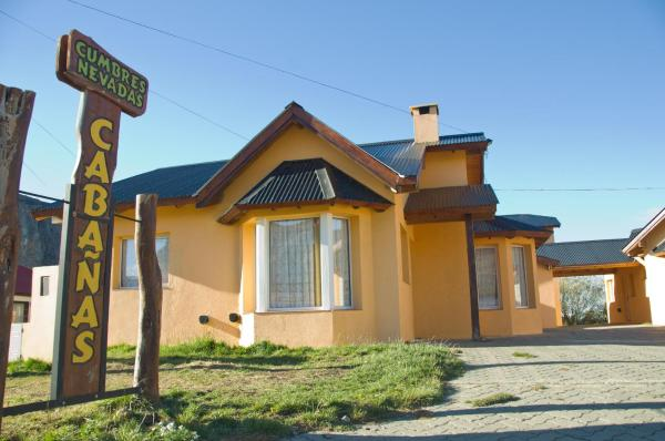 Zdjęcia hotelu: Cabañas Cumbres Nevadas, El Chalten