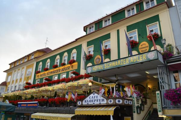 Фотографии отеля: Hotel Schwarzer Adler, Мариацелль